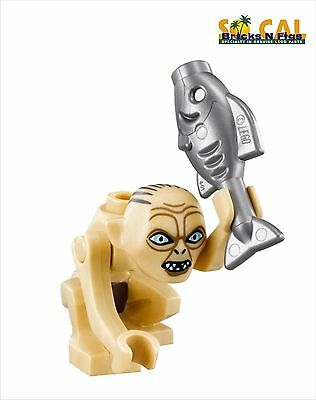 Figure 71218 79000 Lord of the rings Hobbit Lotr Gollum NEW LEGO