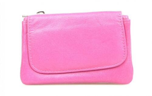 Golunski//Graffiti small soft leather coin purse with key style 0331 col various