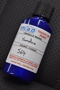 YAMAHA METALLIC BLUE COCKTAIL 564 PAINT TOUCH UP KIT 30ML MOTORBIKE BIKE