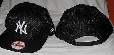 Baseball & Softball New York Yankees Mlb New Era 9fifty Stroh Optik Black Ice Snapback Osfm Hut Nwt Schmerzen Haben Weitere Ballsportarten