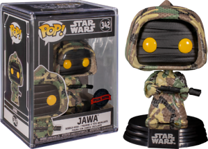 Jawa-Futura-Star-Wars-Funko-Pop-Vinyl-New-in-Mint-Box-Protector