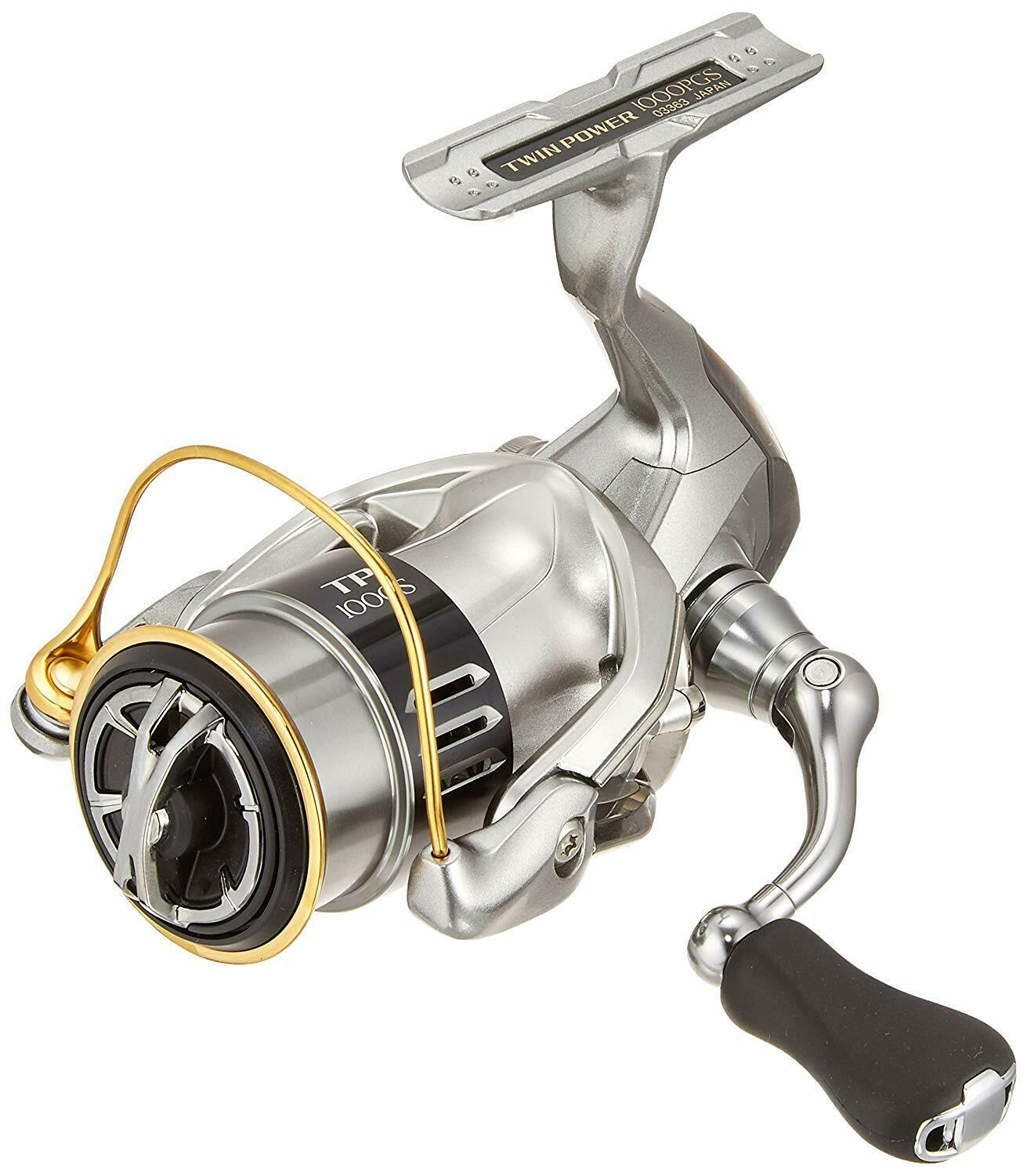 SHIMANO TWIN POWER 1000PGS Spinning Reel From Japan Fishing New