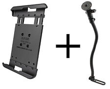 RAM Vehicle No-Drill Mount for iPad mini Versions 1, 2, 3, Used w/Lifeproof Case