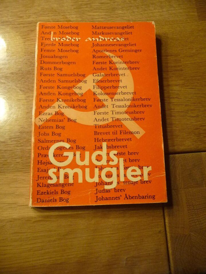 Guds Smugler, Broder Andreas, emne: religion