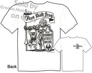 Thou-Shalt-Drag-Race-Rat-Fink-T-shirt-Big-Daddy-T-Ed-Roth-Tee-Sz-M-L-XL-2XL-3XL
