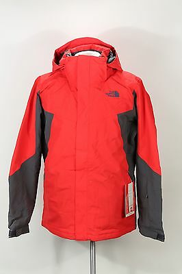 NEW MEN'S THE NORTH FACE FREEDOM JACKET A9ZTD6R MAJESTIC RED (msrp: $220)