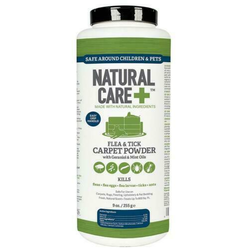 Out Natural Care Flea Tick Carpet Powder 9oz For Sale Online Ebay