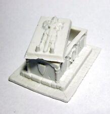 1x SARCOPHAGE - BONES REAPER miniature figurine graveyard sarcophagus 77540