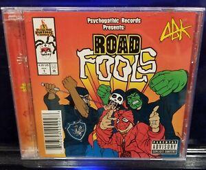 Anybody-Killa-Road-Fools-CD-DVD-ABK-twiztid-insane-clown-posse-esham-blaze-icp
