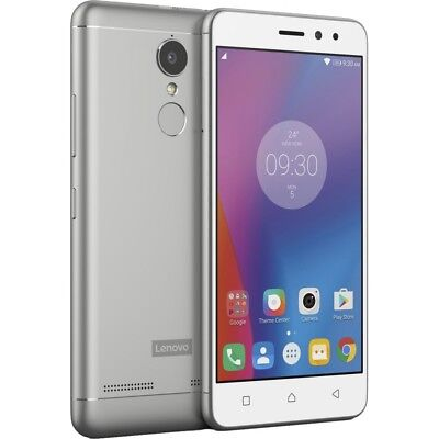 LENOVO K6 SILVER ANDROID SMARTPHONE HANDY OHNE VERTRAG LTE/4G OCTA-CORE