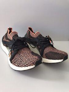 huge discount 19f0a 1a2fd Details about Adidas Running Women's Ultra Boost X Shoes BA8278 Size 10