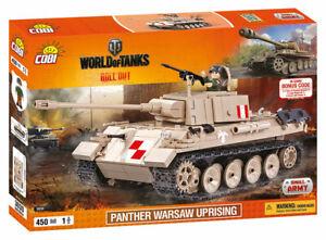 Spielzeug Konstruktion Bausteine Kleine Armee Der Panzerkampfwag<wbr/>en V Panther