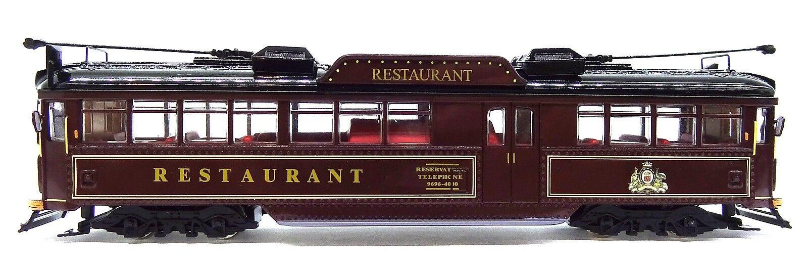buen precio Escala 1 76 Melbourne Melbourne Melbourne W6 clase tranvía Tranvía-Restaurante  precioso