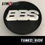 BBS-Original-Felgendeckel-Embleme-Center-Caps-Badges-schwarz-silber-70-6mm-TypC Indexbild 1