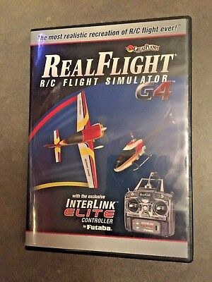 Di Larghe Vedute Real Flight G4 Flight Simulator Rc