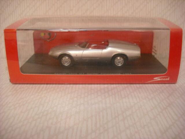 Spark Abarth 1000 GT Spider Pininfarina 1964 REF:S1302
