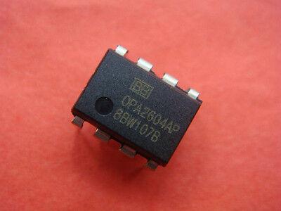 10pcs OPA2604AP OPA2604 DUAL FET INPUT OP AMPLIFIER IC/'S NEW