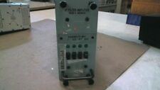 Microdyne 1420 I Series IF Filter Amplifier  .1-3.3-6 MHz