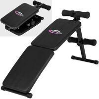Banc De Musculation Pour Muscles Abdominaux Appareil De Fitness Sport Pliable