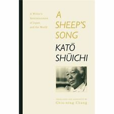 A Sheep's Song: A Writer's Reminiscences of Japan and the World-ExLibrary