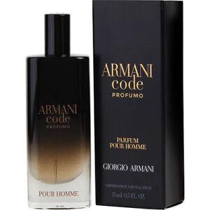 Giorgio Armani Code PROFUMO Men s 0.5-ounce Eau De Parfum Spray   eBay 38a598bdefc8