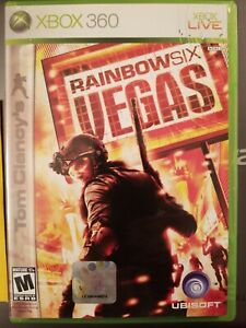 Tom-Clancy-039-s-Rainbow-Six-Vegas-Xbox-360-Disc-Only-Tested
