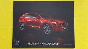 Mazda-CX-5-Nav-SE-L-Sport-sales-brochure-catalogue-October-2017-MINT-CX-5-C-X