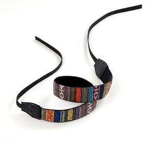 Multi Color Digital Camera Camcorder Neck Shoulder Belt Strap for Canon Nikon