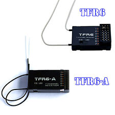 HobbyKing FrSky TFR6 7ch 2.4Ghz Receiver FASST Compatible