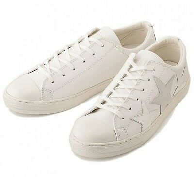 CONVERSE ALL STAR COUPE TRIOSTAR OX Men's Sneaker Shoes WHITE Limited Japan | eBay