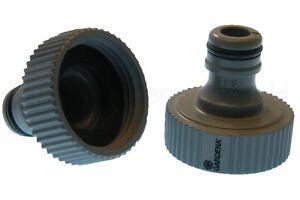 Beliebt Hahnstück Gardena 902-26 für Wasserhahn 33,3 mm G1 - Adapter VA83