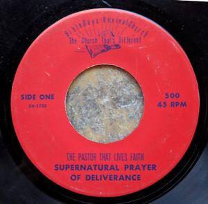 BLACK-GOSPEL-45-THE-PASTOR-THAT-LIVES-FAITH-Supernatural-Prayer-Of-Deliverance