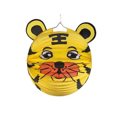 LAMPION Tiger Animal  Sankt Martin Tierlaterne Tiermotiv Löwe