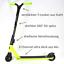 KIWI-GREEN-stuntscooter-Freestyle-Scooter-Roller-Alu-Metall-MONOBLOC-yx-10-7A1m Indexbild 1