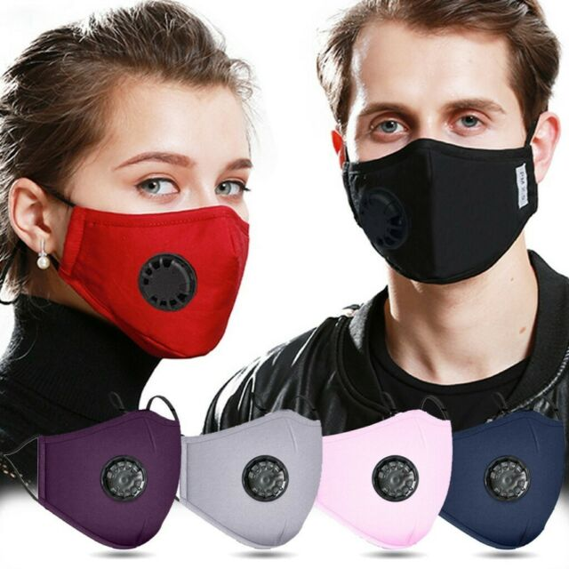 Activated Carbon Dust Mask Motorcycling Goggle Pack Of 2 Dustproof Face Mask Gas For Sale Online Ebay