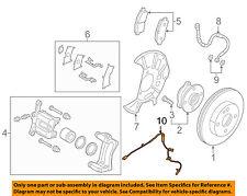 TOYOTA OEM 11-16 Corolla ABS Anti-lock Brakes-Rear Speed Sensor 8951602131