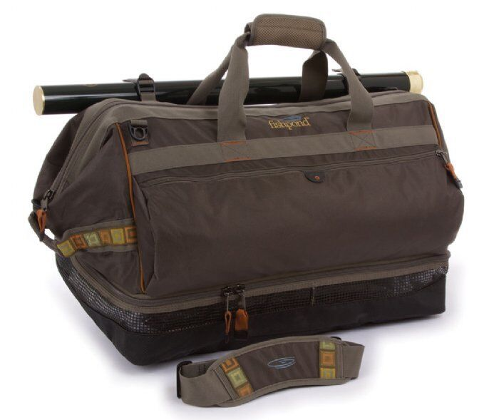Fishpond CiMarronee WaderDuffel, NEW  Coloree  Stone