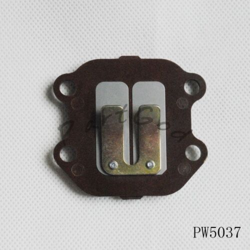New REED BLOCK VALVE ASSEMBLY FOR YAMAHA PW50 PW 50 Dirt Pit Bike E2