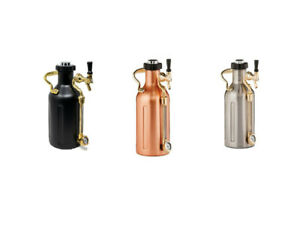 Various Sizes and Colors Growler Werks Ukeg 64