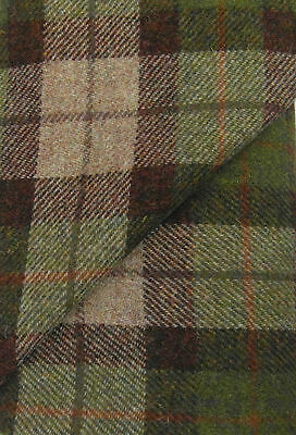 Harris Tweed Fabric Material & labels  - various Sizes - ref.feb60