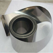 Titanium Ti Gr2 Grade 2 ASTM B265 Thin Sheet Foil 0.8mm x 200mm x 300mm #EFW3A