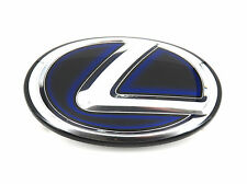 Genuine New LEXUS BOOT BADGE Rear Emblem For GS ES 2012+ IS 2013+ Hybrid Models