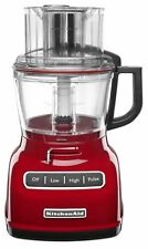 New KitchenAid KFP0933ER 9-Cup Food Processor with Exact Slice System - Red