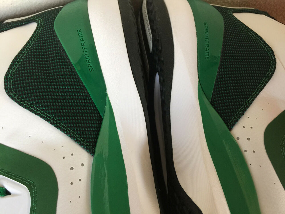 Adidas SM Crazy Green Ghost 2014 C77308 blanc Green Crazy Basketball chaussures homme 15 NBA new 2c2680