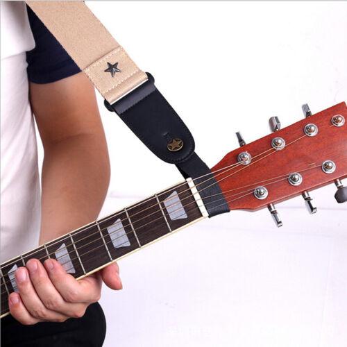 Gitarren Ukulele Gurt Haken Saiteninstrument Teile für Akustikgitarre Schwarz