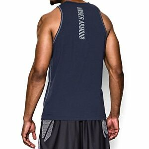412aa894cebde Under Armour Apparel Mens Charged Cotton Jus Sayin Too Tank- Select ...
