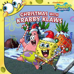 Spongebob Christmas.Details About Spongebob Christmas With Krabby Klaws Spongebob Squarepants New Various Boo