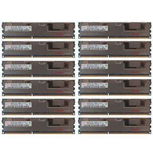 96GB-Kit-12-8GB-HP-Proliant-BL680C-DL165-DL360-DL380-DL385-DL580-G7-Memory-Ram