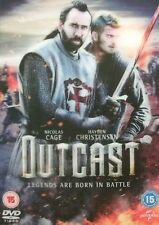 OUTCAST (DVD) . FREE UK P+P ...................................................