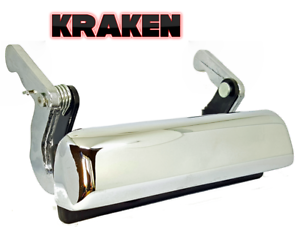 Details About Kraken Chrome Ford Ranger For Metal Tailgate Handle 1993 2011 Replace Plastic